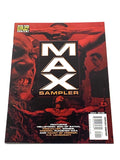 MARVEL MAX SAMPLER. NM CONDITION.