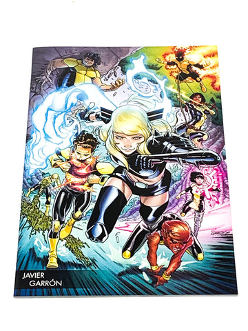 NEW MUTANTS VOL.4 #1. VARIANT COVER. NM CONDITION.