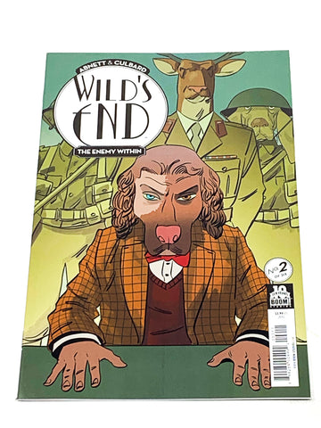 WILD'S END - THE ENEMY WITHIN #2. NM CONDITION