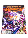 SECRET WARS #7. NM CONDITION.
