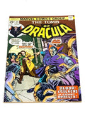 TOMB OF DRACULA VOL.1  #25. 1ST APPEARANCE OF HANNIBAL KING. VFN- CONDITION.