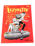 LAZARETTO #1. NM CONDITION