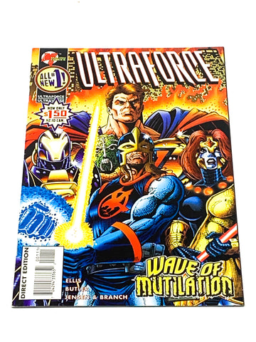 ULTRAFORCE VOL.2 #1. NM CONDITION.