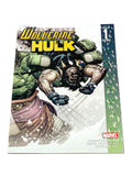 ULTIMATE WOLVERINE VS HULK #1. NM CONDITION.