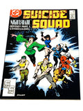 SUICIDE SQUAD VOL.1 #14. VFN CONDITION.