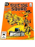 SUICIDE SQUAD VOL.1 #8. VFN CONDITION.