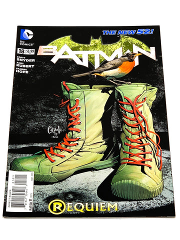 BATMAN #18. NEW 52! NM CONDITION
