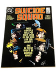 SUICIDE SQUAD VOL.1 #1. FN+ CONDITION.