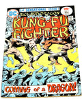 RICHARD DRAGON KUNG-FU FIGHTER #1 - VFN CONDITION