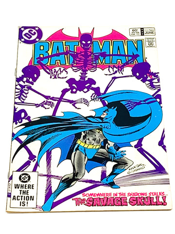 BATMAN #360. VG CONDITION.