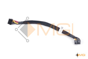 XT567 DELL POWEREDGE R610 BACKPLANE POWER CABLE FRONT VIEW