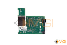 Load image into Gallery viewer, 8CF6D DELL INTEL I350 1GB QUAD PORT MEZZANINE CARD ADAPTER REAR VIEW