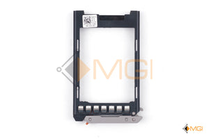 JV1MV DELL HARD DRIVE TRAY / CADDY 1.8 INCH FOR DELL POWEREDGE FRONT VIEW