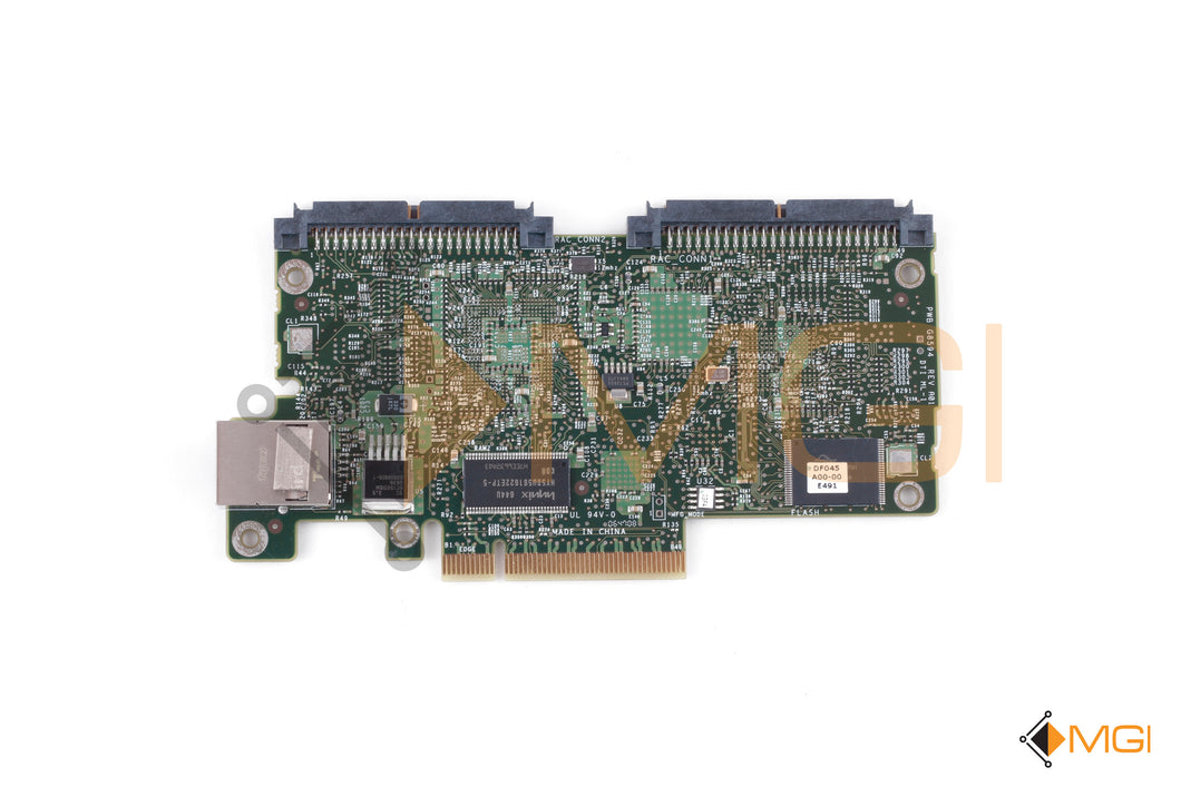 G8593 DELL PE2950 DRAC5 REMOTE ACCESS CARD FRONT VIEW