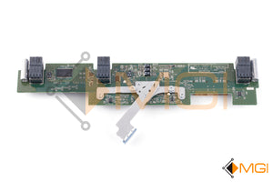 8X25K DELL HARD DRIVE BACKPLANE EXPANSION BOARD BACK VIEW