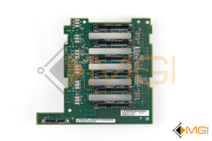 511-1246 SUN X4470 6-SLOT DISK BACKPLANE FRONT VIEW