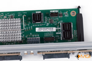 00FJ758 IBM SAS BACKPLANE 10X2.5'' FOR X3550 M5 DETAIL VIEW