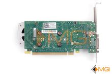 Load image into Gallery viewer, 379T0 DELL QUADRO K620 2GB PCIE GRAPHICS CARD HIGH PROFILE REAR VIEW