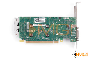 379T0 DELL QUADRO K620 2GB PCIE GRAPHICS CARD HIGH PROFILE REAR VIEW