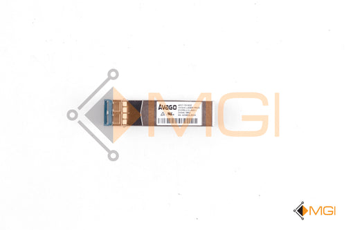 AFCT-701SDZ AVAGO 10GB SFP+ 1310NM 10GBASE-LR TRANSCEIVER FRONT VIEW
