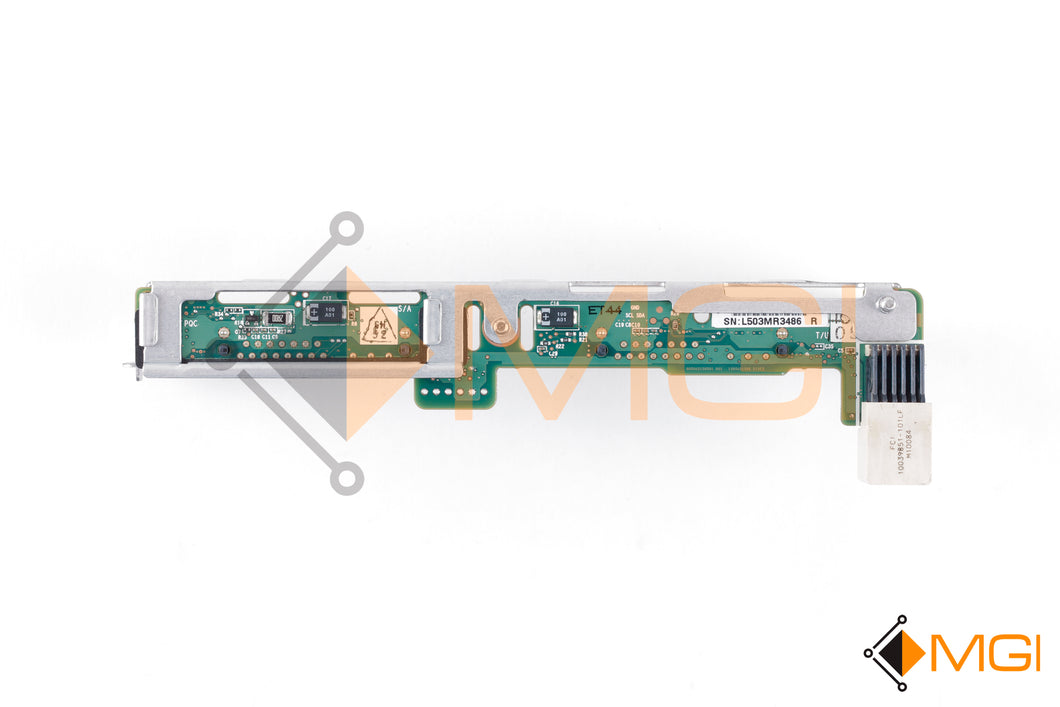 531225-001 HP BL460C G6 HARD DRIVE BACKPLANE FRONT VIEW