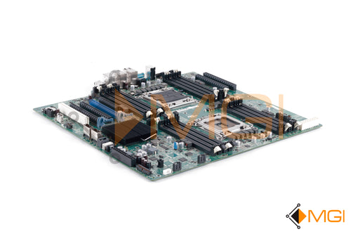 82WXT DELL PRECISION T7600 SYSTEMBOARD DUAL CPU SOCKET - FRONT VIEW