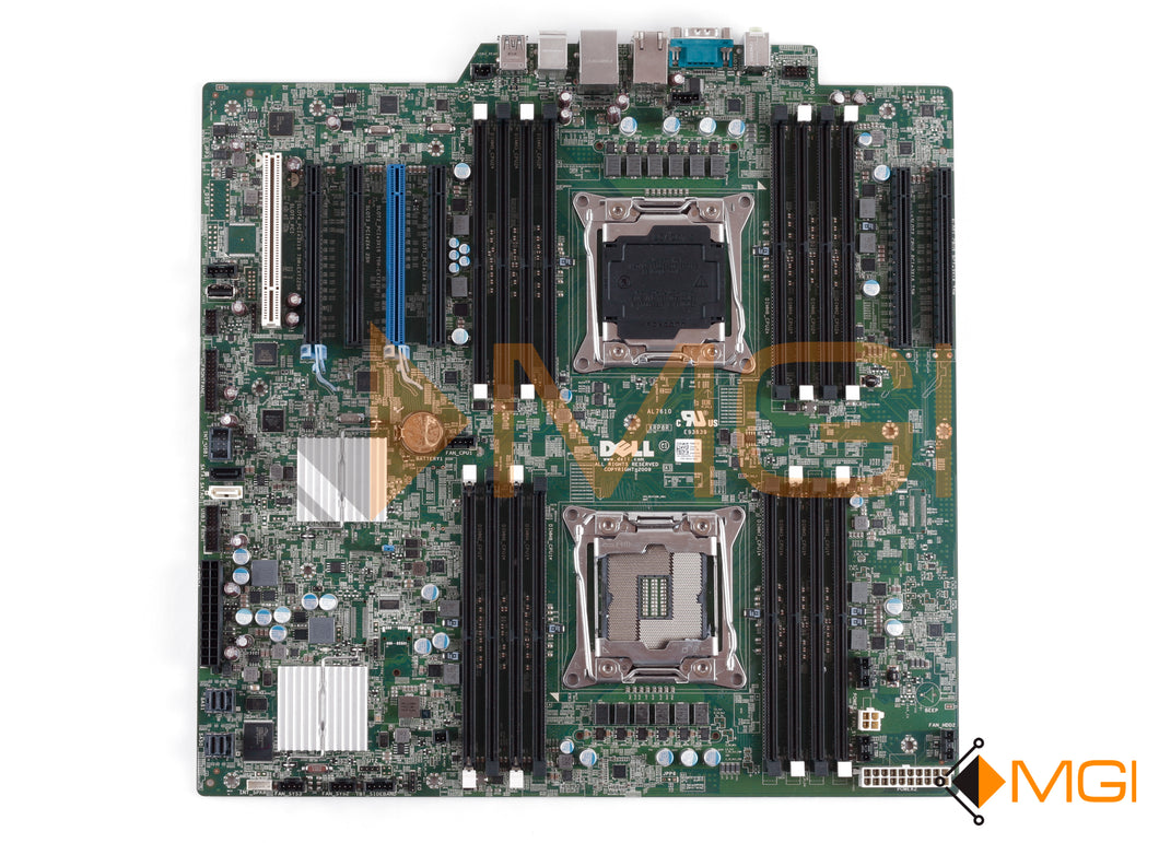NK5PH DELL PRECISION T7910 SERIES TOWER SERVER MOTHERBOARD TOP VIEW