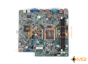 MN1TX DELL OPTIPLEX 7010 USFF MOTHERBOARD TOP VIEW