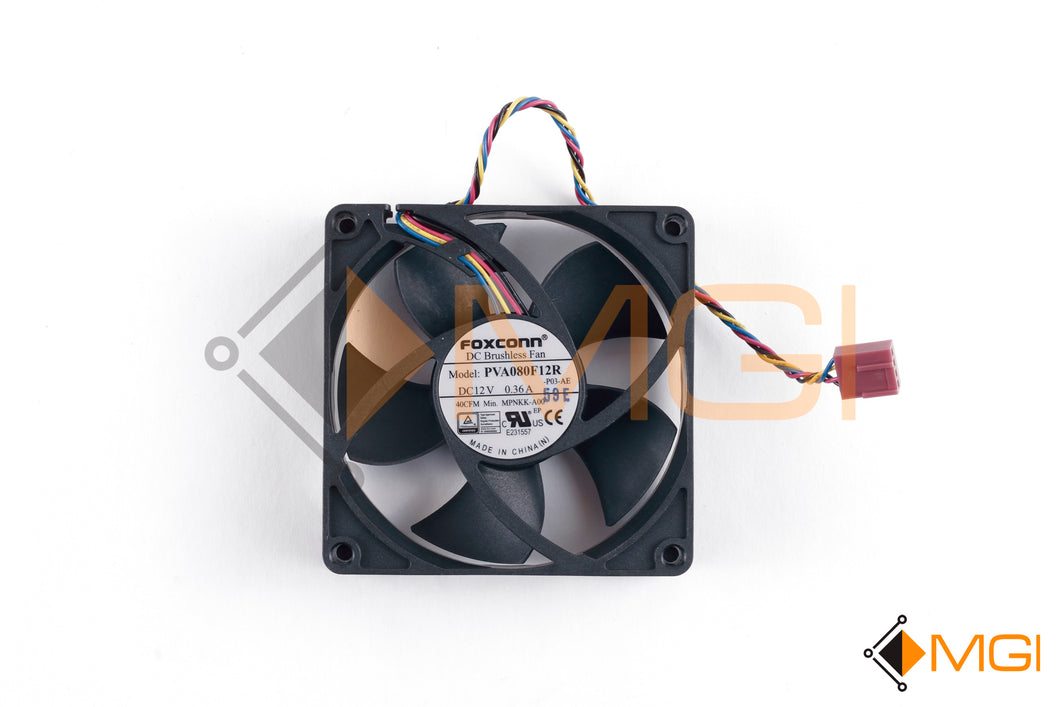MPNKK DELL OPTIPLEX 3040 12V 4-PIN FAN FRONT VIEW