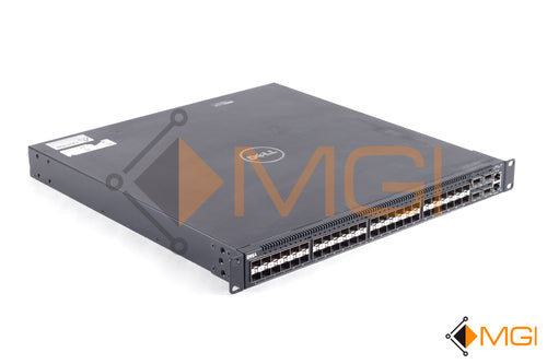 KXR6N DELL S4810-ON-R OPEN NETWORK TOR 2x AC SWITCH FRONT VIEW