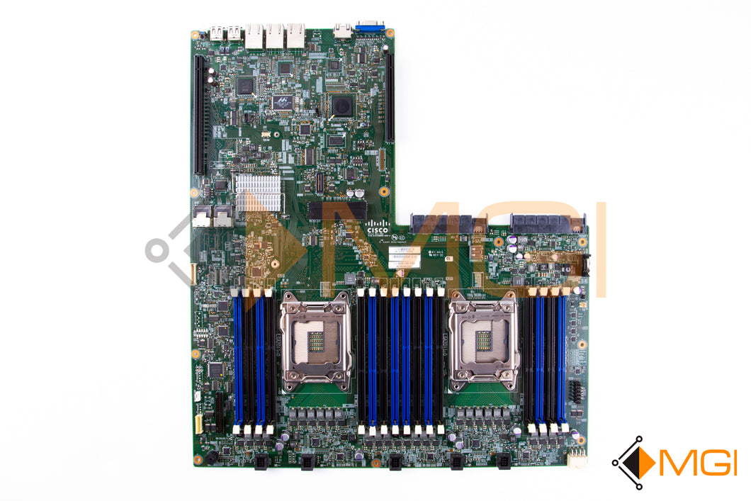 74-10442-01 CISCO C220 M3 SYSTEM BOARD TOP VIEW