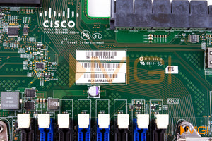 74-10442-01 CISCO C220 M3 SYSTEM BOARD DETAIL VIEW