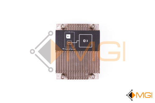 668515-001 HP HEATSINK CPU 2 FOR HP PROLIANT DL160 G8 TOP VIEW