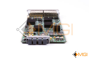 RX-BI24F BROCADE BIGIRON 24 PORT 1 GBE SFP MODULE REAR VIEW