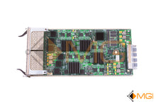 Load image into Gallery viewer, RX-BI24F BROCADE BIGIRON 24 PORT 1 GBE SFP MODULE TOP VIEW