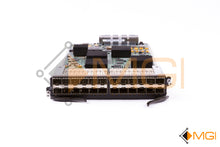 Load image into Gallery viewer, RX-BI24F BROCADE BIGIRON 24 PORT 1 GBE SFP MODULE FRONT VIEW