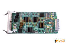 Load image into Gallery viewer, RX-BI-24C BROCADE 24-PORT 10/100/1000 ETHERNET RJ-45 MODULE TOP VIEW
