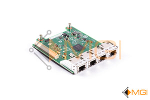 R1XFC DELL INTEL I350 4-PORT 1GB DAUGHTER CARD FRONT VIEW