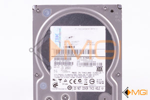 "45W6277 IBM 2TB 7200RPM 3.5"" SATA 3GBPS 64MB HDD DETAIL VIEW"