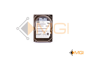 "460850-002 HP 146GB 10K SAS 3.0GBPS 2.5"" HARD DRIVE FRONT VIEW"