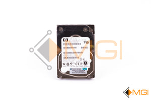 518022-002 HP 146GB 15K 6G SAS SFF HARD DRIVE FRONT VIEW