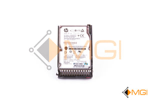 "641552-001 HP 300GB 10K 6G 2.5"" SAS HDD FOR G8/G9 FRONT VIEW"