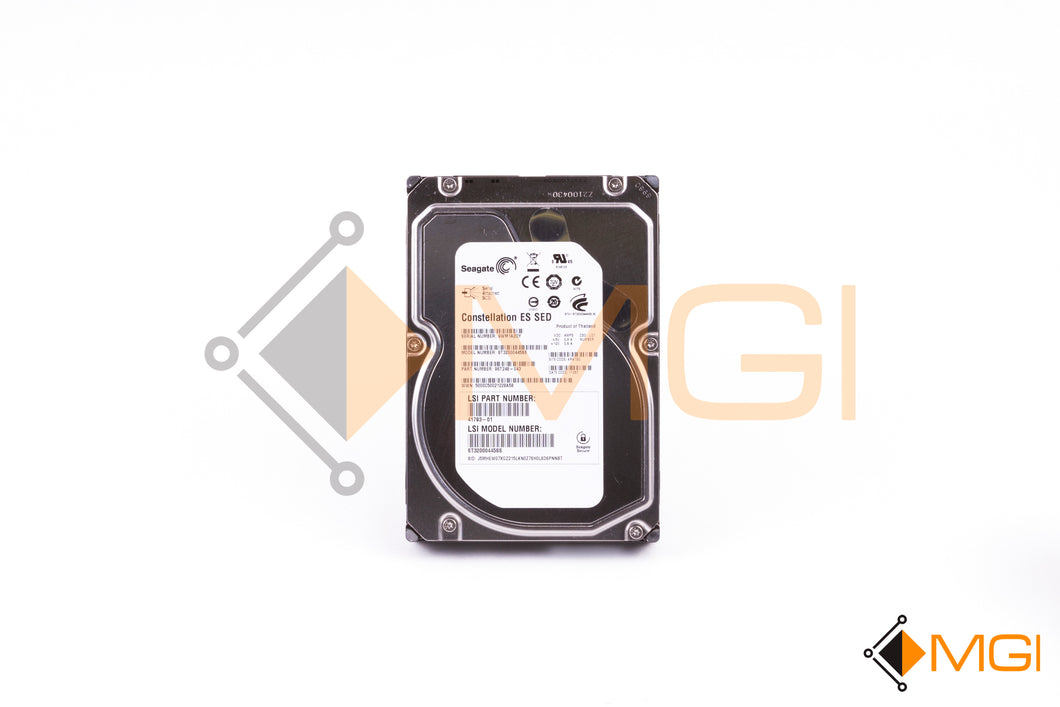 ST32000445SS SEAGATE CONSTELLATION FRONT VIEW