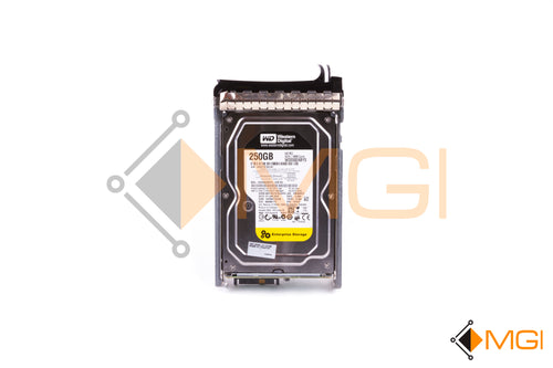 573669-001 HP 250GB 25MM SATA300 7.2K HDD FRONT VIEW