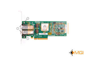 W773M DELL QLOGIC 10GB CONVERGED COPPER HBA CARD FRONT VIEW