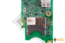Load image into Gallery viewer, P2KTN DELL INTERNAL DUAL SD MODULE RISER CARD FOR DELL POWEREDGE FC BLADES DETAIL VIEW