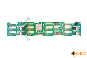 647407-001 HP DL380P G8 SAS SFF 12-BAY BACKPLANE BOARD FRONT VIEW