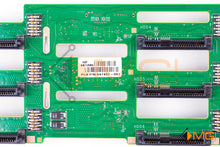 Load image into Gallery viewer, 647407-001 HP DL380P G8 SAS SFF 12-BAY BACKPLANE BOARD DETAIL VIEW