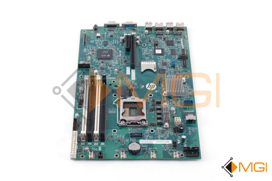 671319-003 HP DL320E G8 SYSTEM I/O BOARD FRONT VIEW