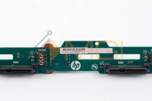 671320-001 HP DL320 G8 DISK BACKPLANE DETAIL VIEW